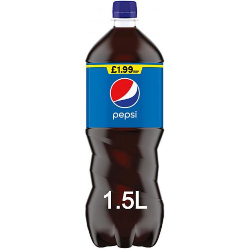 Pepsi Regular 6 x 1.5L