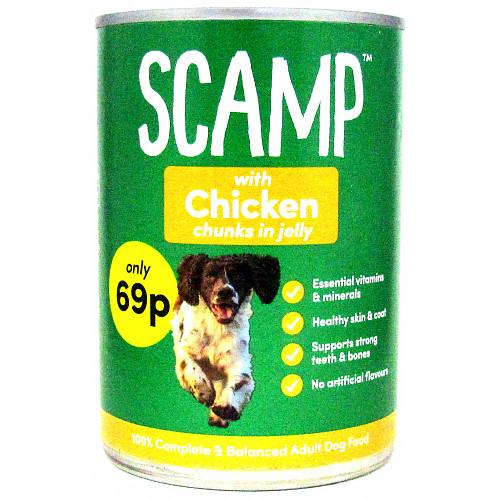Scamp Chicken PM69p