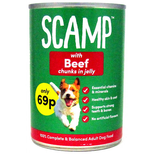 Scamp Beef PM69p