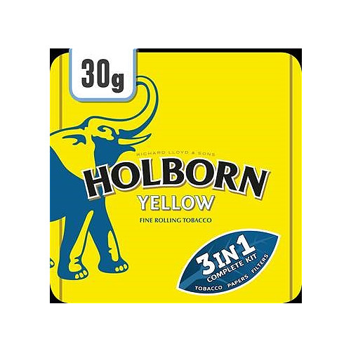 Holborn Yellow 3-in-1 Pouch