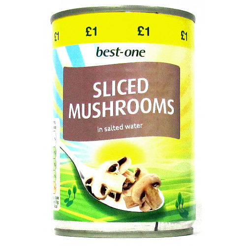 Bestone Sliced Mushrooms PM £1