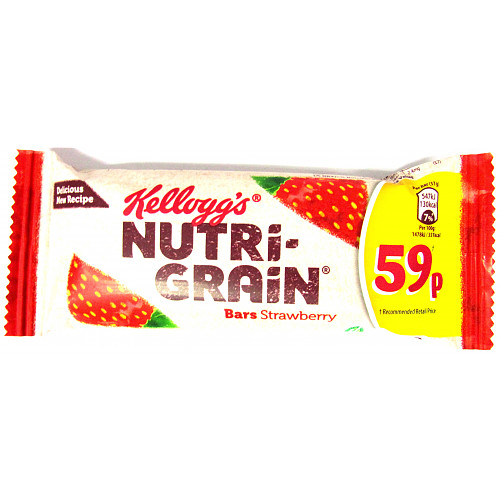 Nutri-Grain Strawberry PM 59p