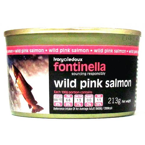Fontinalla Pink Salmon