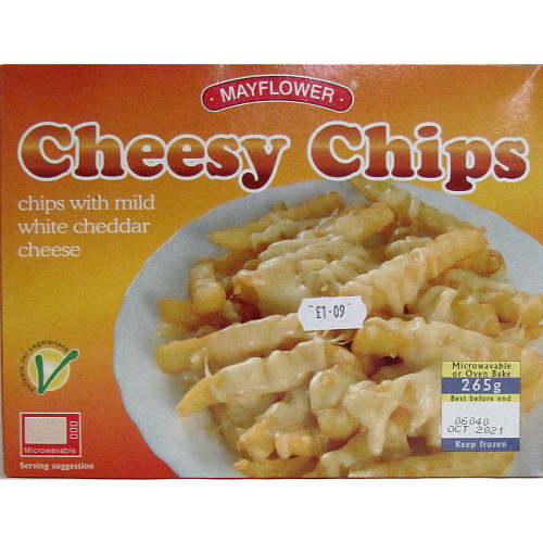 Mayflower Cheesy Chips