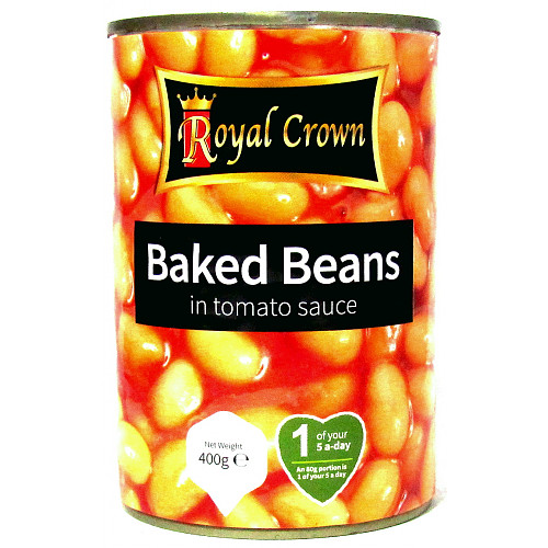 Royal Crown Baked Beans