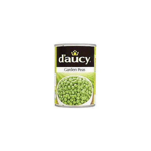 Daucy Garden Peas