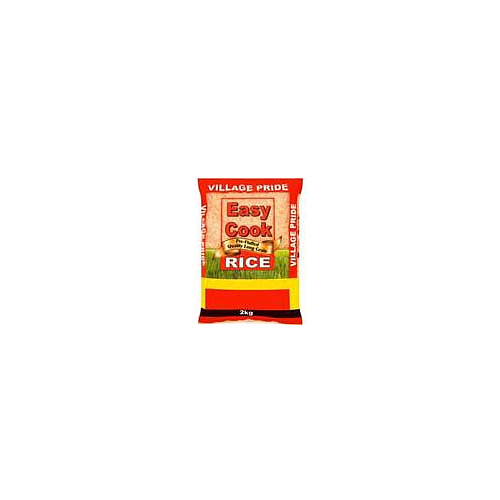 Village Pride Easy Cook Rice 2kg