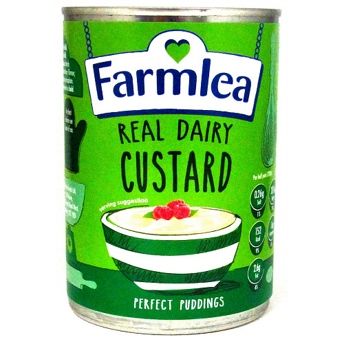 Farmlea Canned Custard
