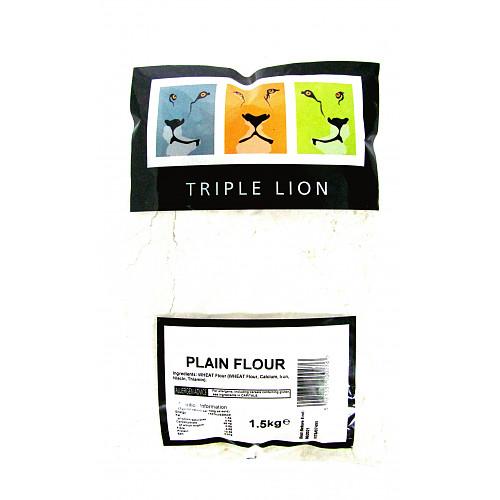 Triple Lion Plain Flour