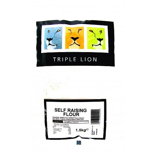 Triple Lion Sr Flour