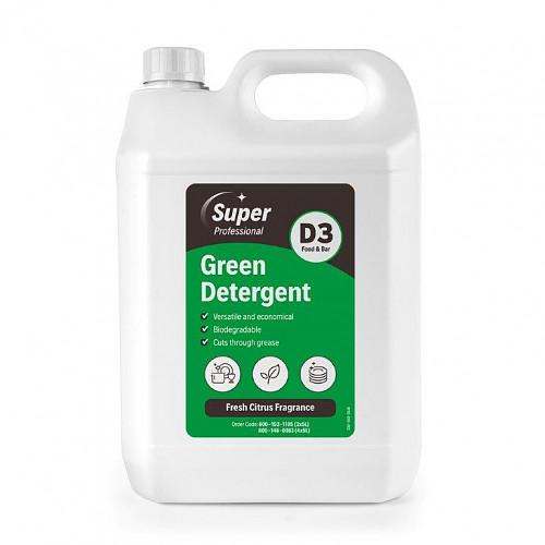 Super Professional Green Wul