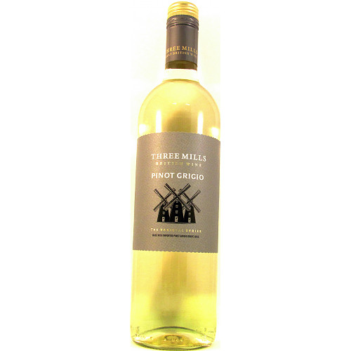 Three Mills The Varietal Series Pinot Grigio 75cl
