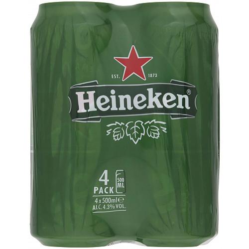 Heineken 4 Pack