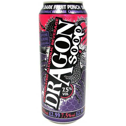 Dragon Soop Dark Fruit Punch 7.5% PM £2.99