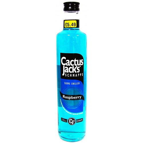 Cactus Jacks Raspberry PM £5.49