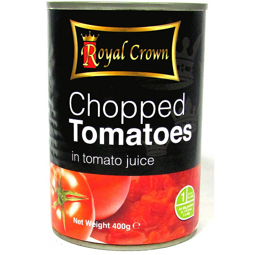 Royal Crown Chopped Tomatoes