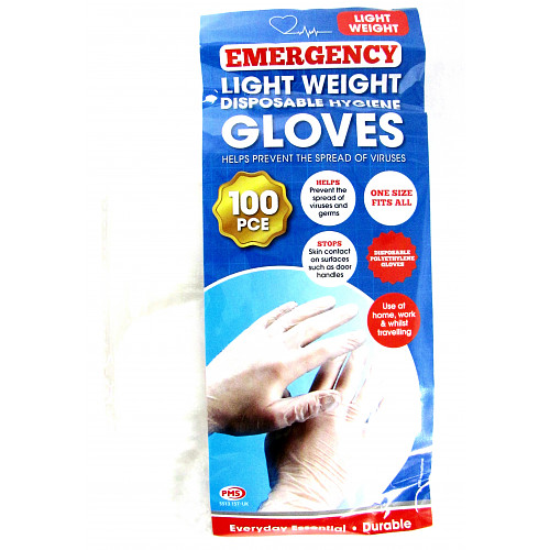 Disposable Hygiene Gloves