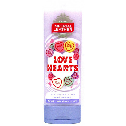 Imperial Leather Shower Gel Love Hearts £1