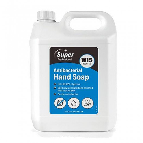 Super Antibacterial Hand Soap