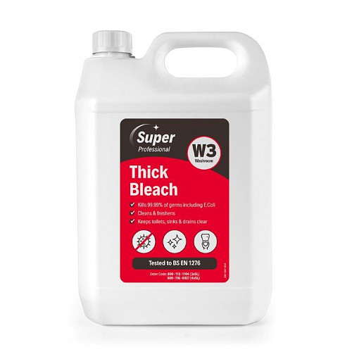 Super Professional Thick Bleach