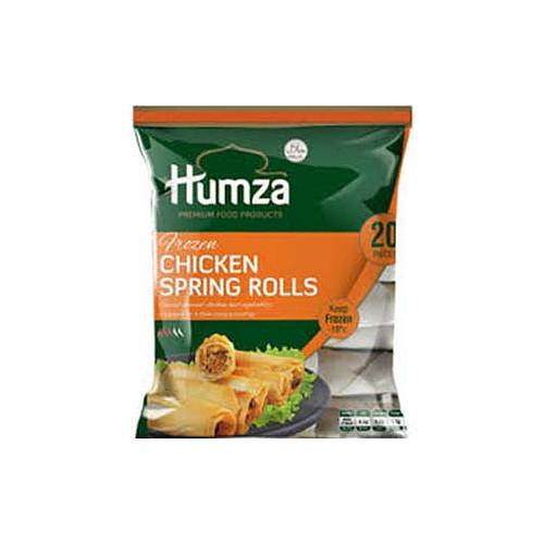 Humza Chicken Rolls