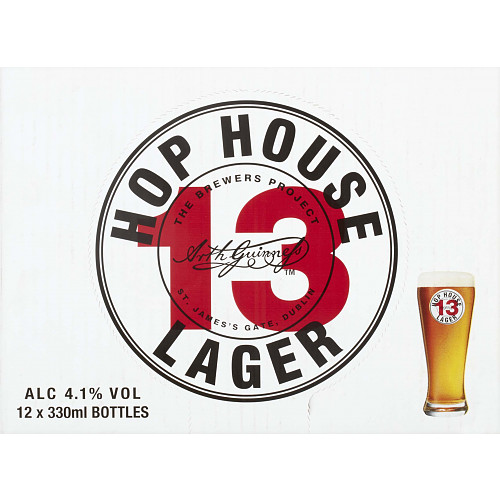 Hop House 13 Lager 330ml Bottle