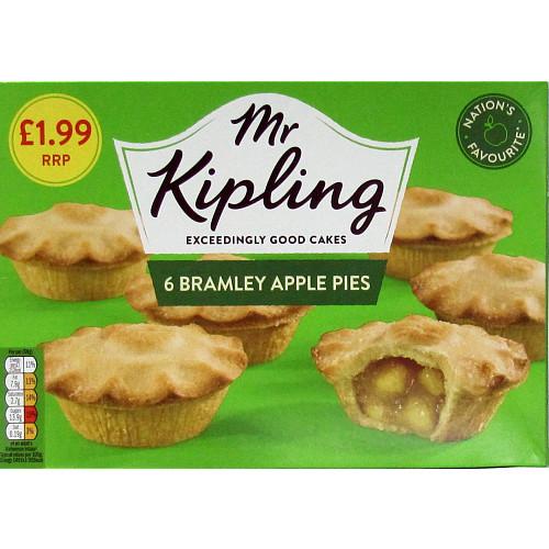 Mr K Apple Pie PM £1.99