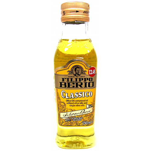 Filippo Berio Pure Olive Oil PM £2.49