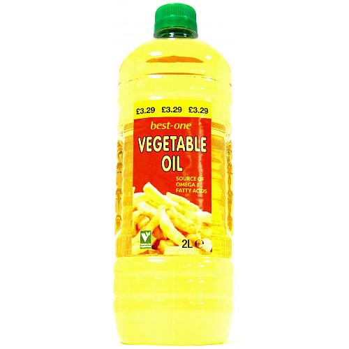 Bestone Vegetable Oil £3.29