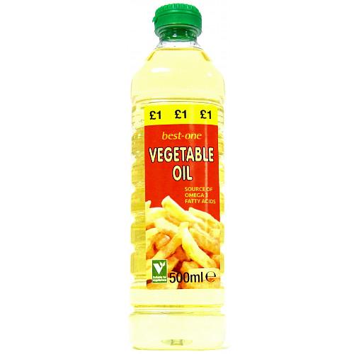 Bestone Vegetable Oil £1