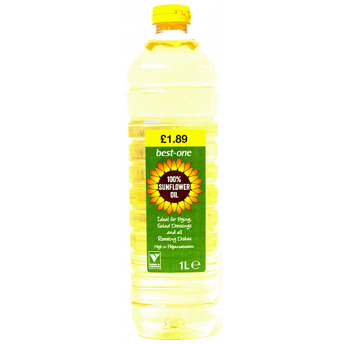 Bestone Sunflower Oil £1.89