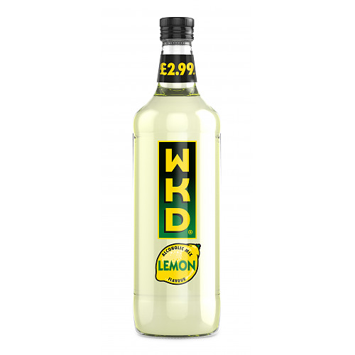 WKD Lemon Alcoholic Ready to Drink 700ml PMP