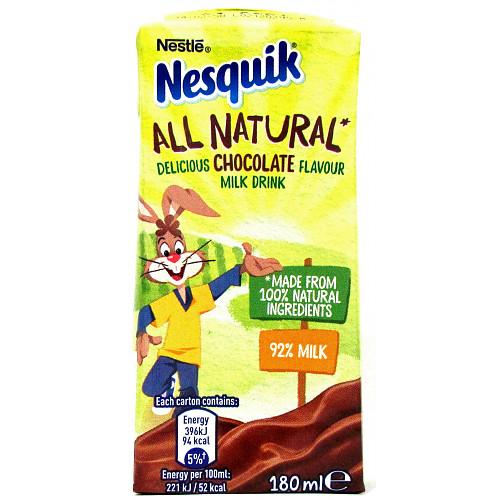 Nesquik All Natural Chocolate Milk
