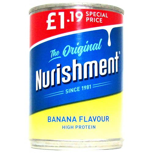 Nurishment The Original Banana Flavour PM £1.19