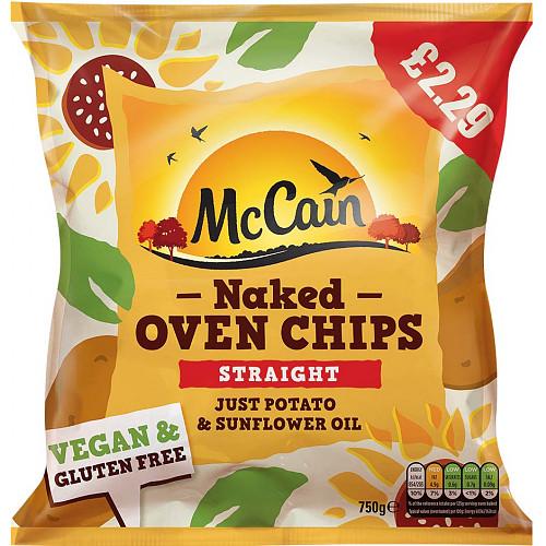 McCain Spicy Peri Peri Fries 750g