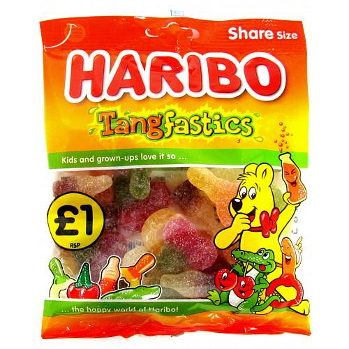 Haribo Tangfastics PM £1