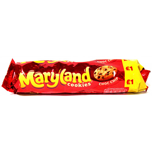 Maryland Choc Chip PM £1