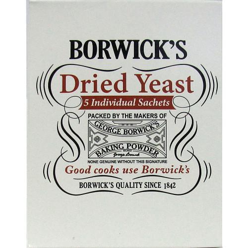 Borwicks Dried Yeast