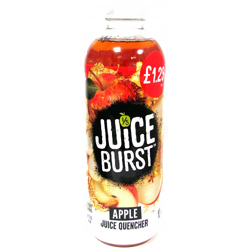 Juice Burst Apple Pet PM £1.29