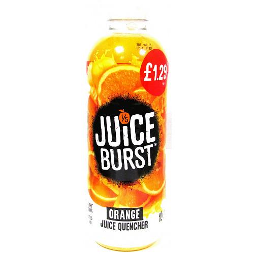 Juice Burst Orange Pet PM £1.29