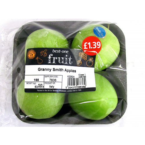 Bestone Granny Smith Apples 4pack