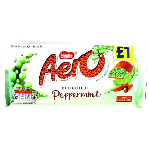 Aero Peppermint Sharing Block PM £1