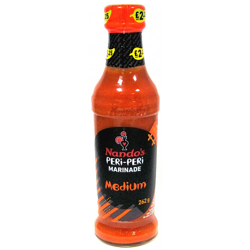 Nandos Marinade Medium PM £2.25