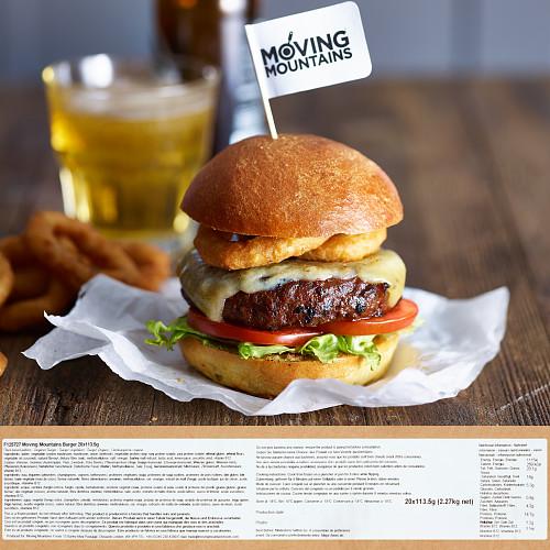 Moving Mountains Burger 20 x 113.5g (2.27kg)