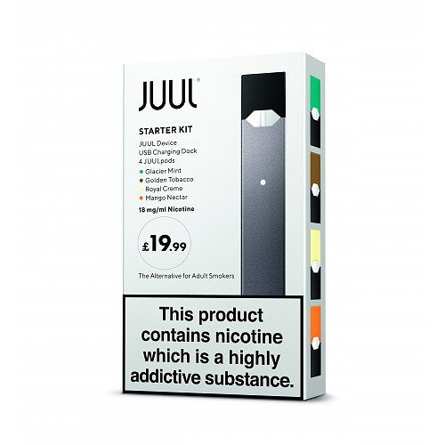 Juul Uk Starter Kit PM £19.99