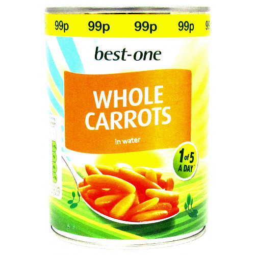 Bestone Whole Carrots PM 99p