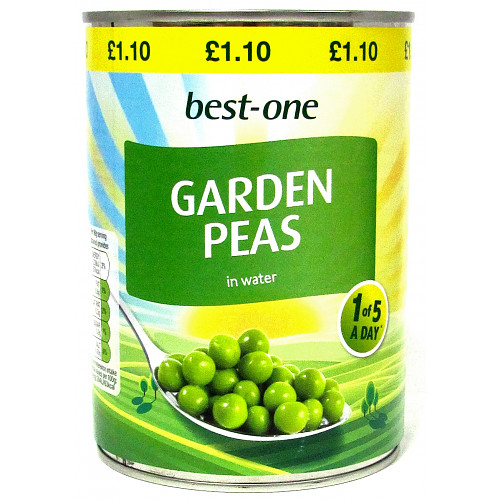 Bestone Garden Peas PM £1.10