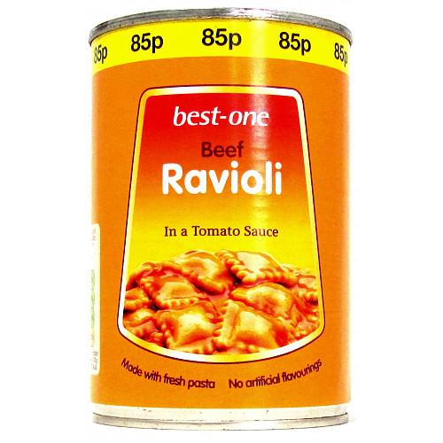Bestone Ravioli In Tomato Sauce PM 85p