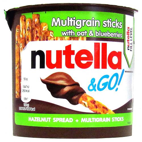 Nutella & Go Multigrain