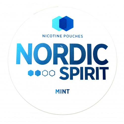 Nordic Spirit Mint PM £6.50 6Mg